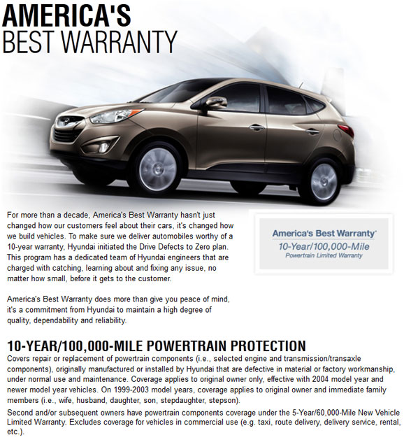 Car Warranties For Used Cars