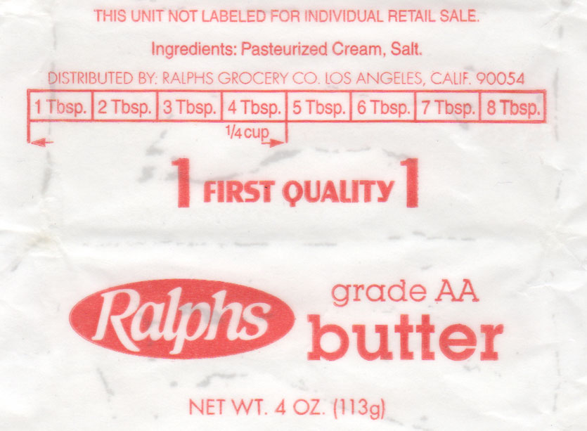 How many cups is equal to one stick of margarine?