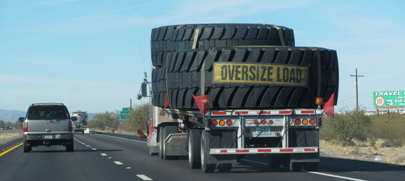 Big Truck Tires >> How Big Is The Vehicle That Uses Those Tires Robert Kaplinsky