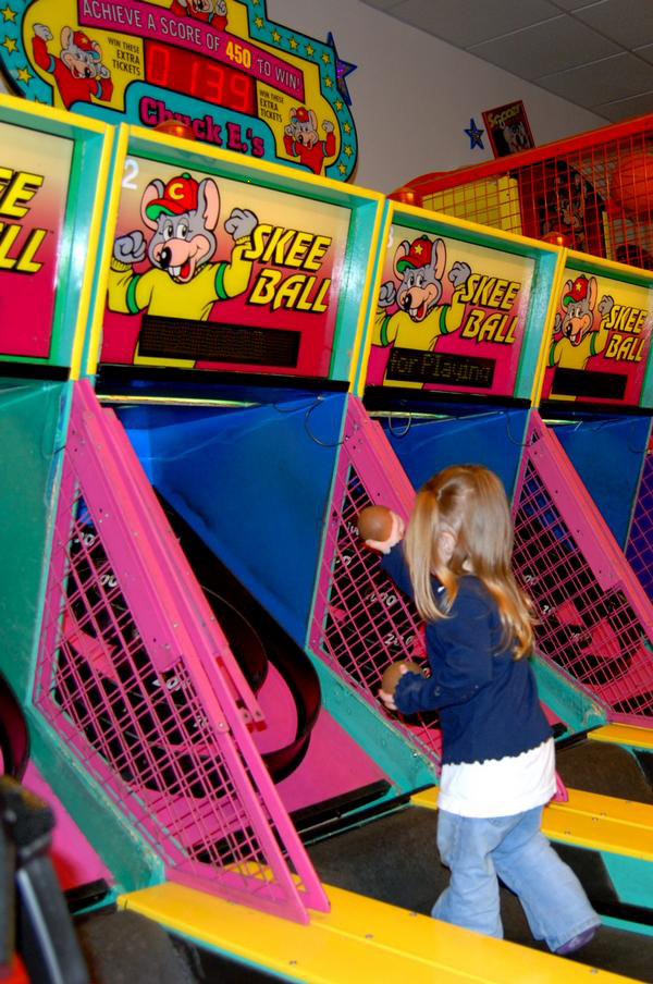 How Can You Win Every Prize At Chuck E  Cheese's? - Robert