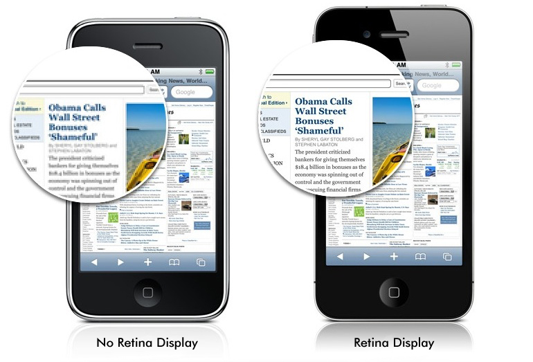 how big is iphone 5 screen how sharp is the iphone 5 s retina display robert kaplinsky 18428