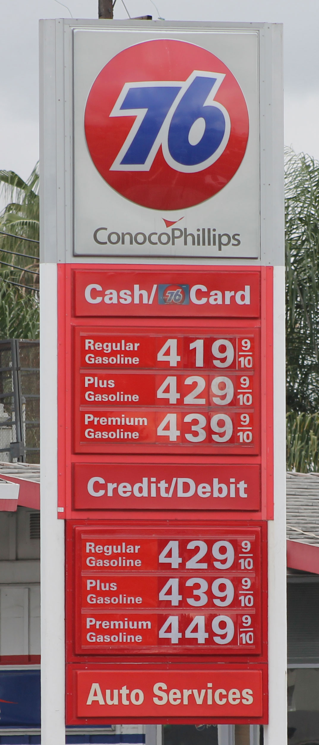 Is Gas Cheaper With Cash Or Credit Card Robert Kaplinsky