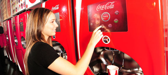 How Many Soda Combinations Are There On A Coca-Cola Freestyle?