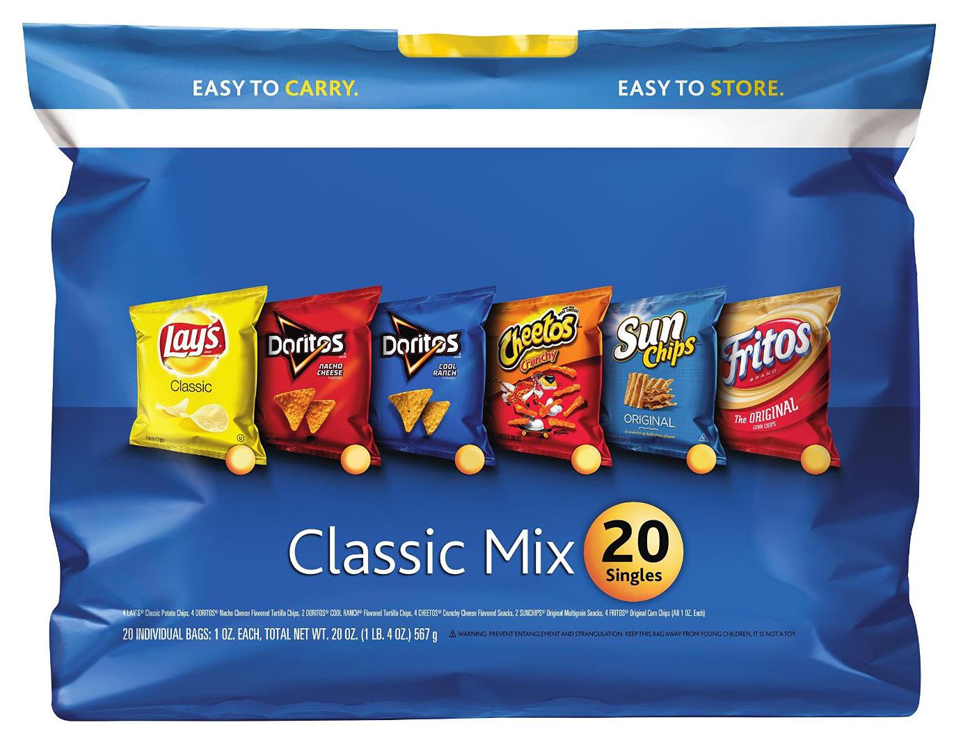 Classic Mix 20 Bags
