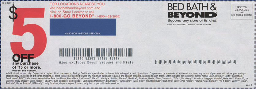 Which Bed Bath Beyond Coupon Should You Use Robert Kaplinsky