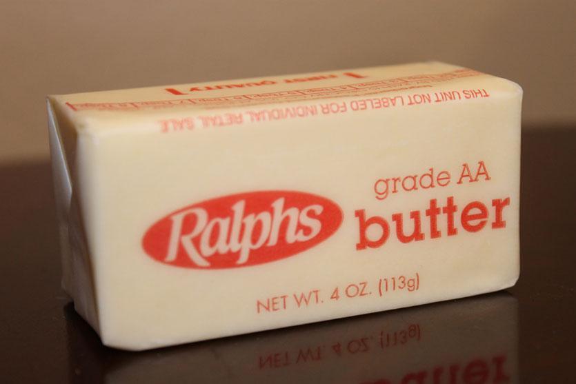 how much is one third of a cup of butter robert kaplinsky