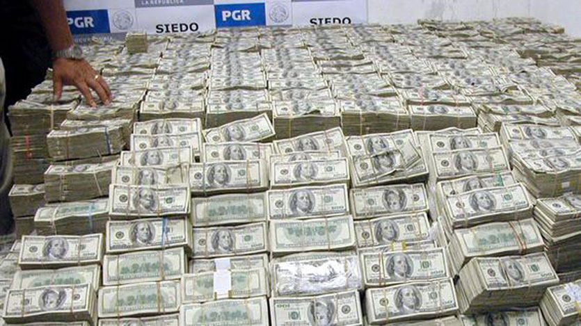 Image result for huge stacks of money
