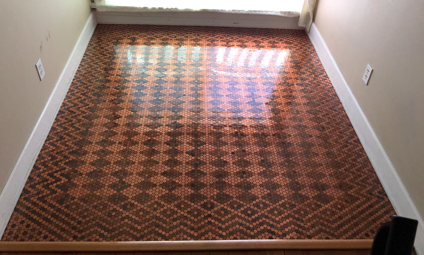 how much money were those pennies robert kaplinsky. Black Bedroom Furniture Sets. Home Design Ideas